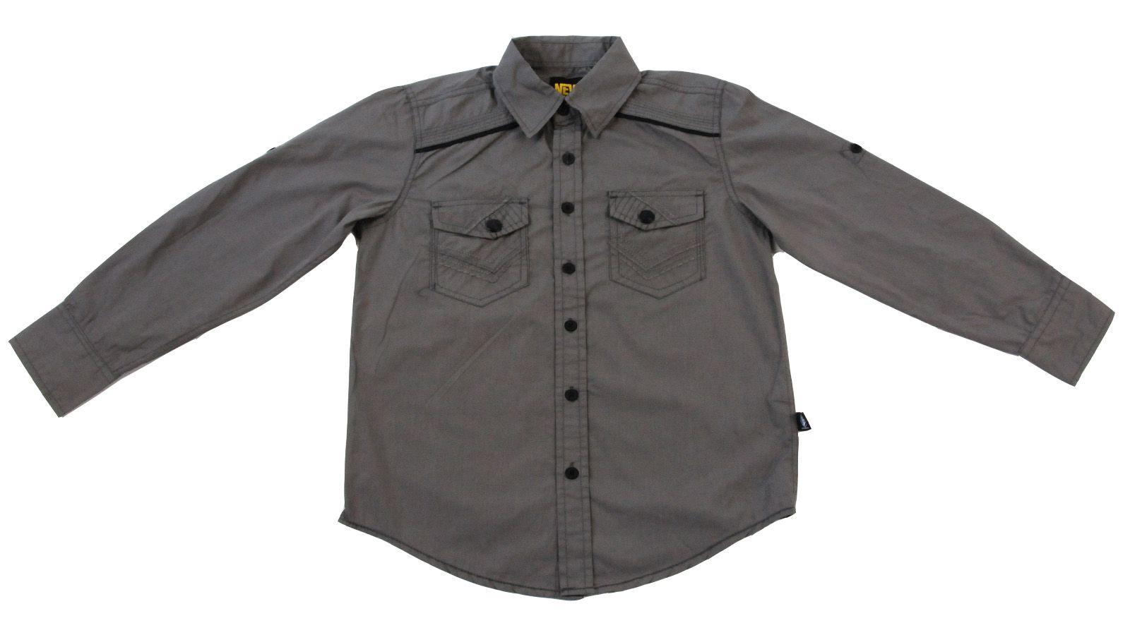 Рубашка для целеустремлённых подростков John Cena  Never give up-вид спереди