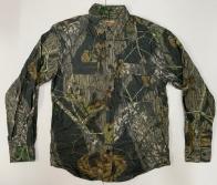Рубашка стильная мужская  Mossy Oak камуфляж