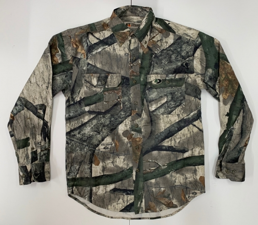 Рубашка стильная мужская RUSSELL OUTDOORS камуфляж