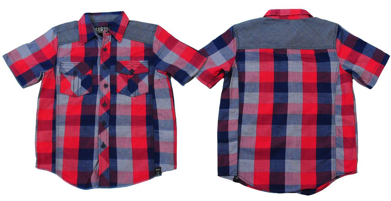 Рубашка-Surplus-для-стильных-мальчиков