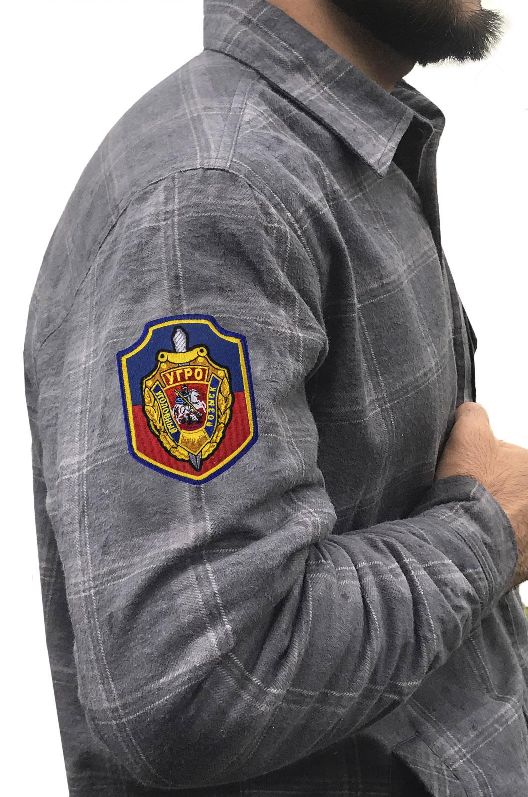 Рубашка Уголовный Розыск