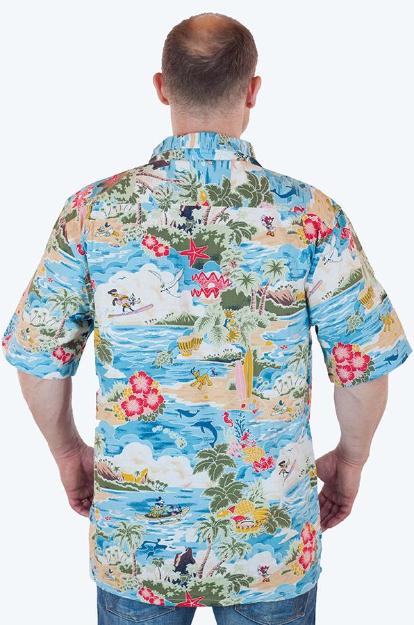 Рубашка в гавайском стиле от Disney по лучшей цене
