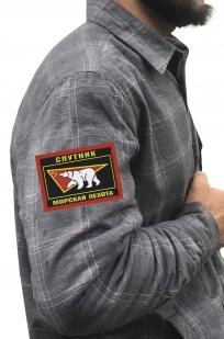 Рубашка в клетку Морская пехота купить с доставкой