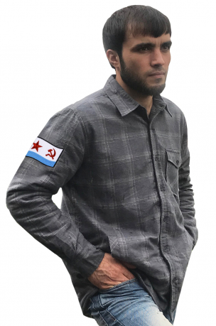 Теплая рубашка ВМФ СССР