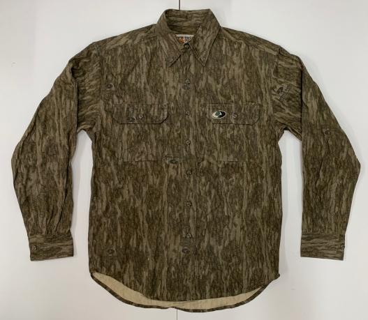 Рубашка зачетная мужская RUSSELL OUTDOORS камуфляж