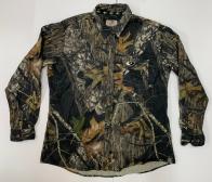Рубашка женская трендовая Mossy Oak камуфляж