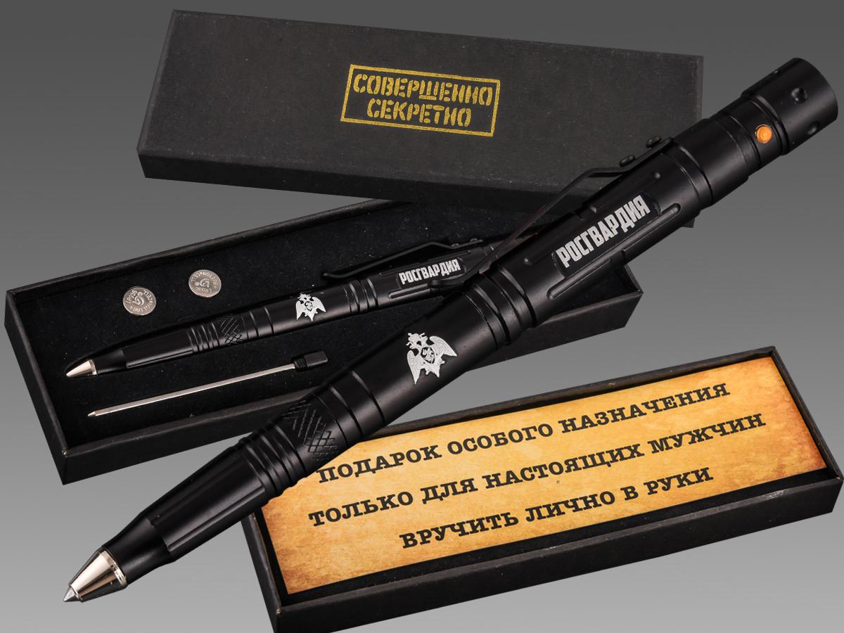 Вот ОНА! Тактическая ручка Росгвардия.