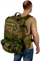 Анатомический военный рюкзак MultiCam A-TACS FG – прокачанная морпеховская версия!