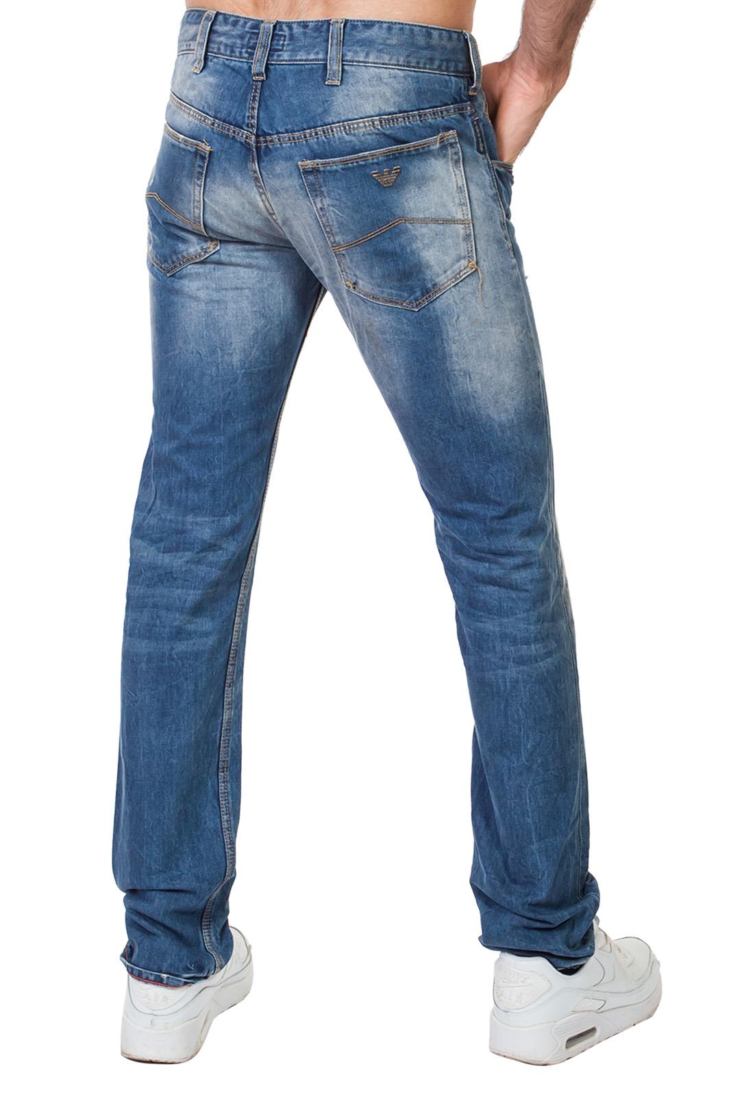 Купить классические мужские джинсы