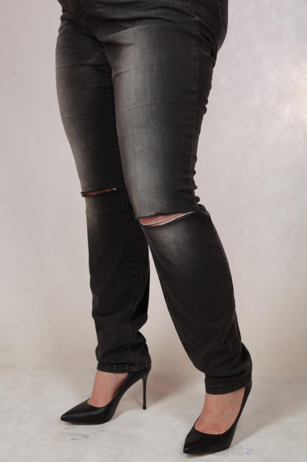Рваные женские джинсы от ТМ Rick Cardona (Германия) – 100% Denim