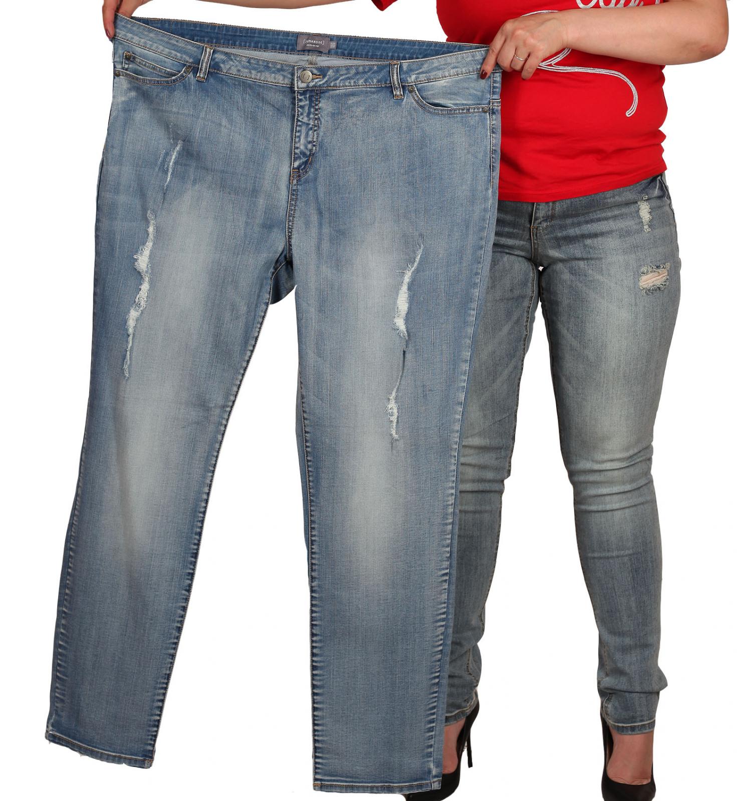 b55f986bede Купить модные женские джинсы JUNAROSE® большого размера ...