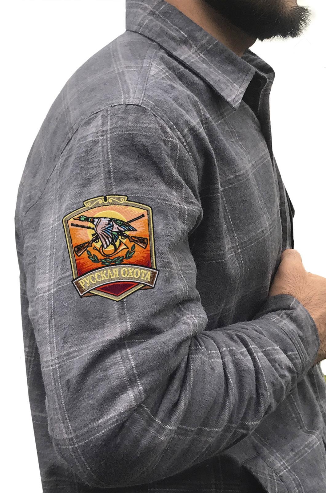 Рубашка охотника