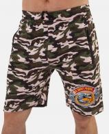 Рыбацкие шорты из камуфляжа