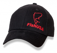"""Рыболовная"" кепка-бейсболка FishUSA."