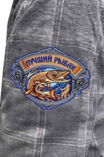 Рыболовная рубашка