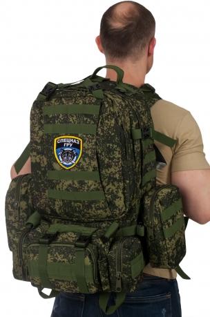 Рейдовый рюкзак-быстросъем Спецназа ГРУ с подсумками