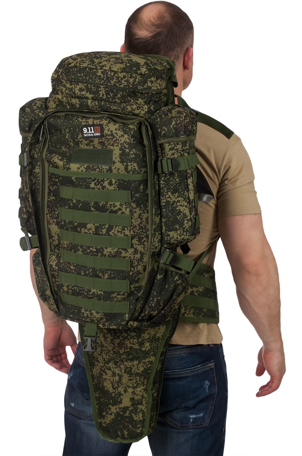 Армейские тактические ранцы и рюкзаки