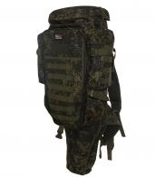 Рюкзак для карабина 75 литров (камуфляж цифра Армии России)