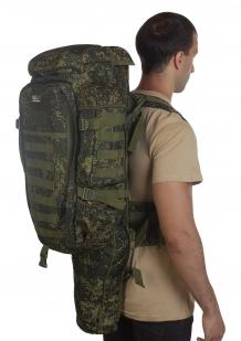 Рюкзак для карабина 75 литров (камуфляж цифра Армии России) - оптом и в розницу