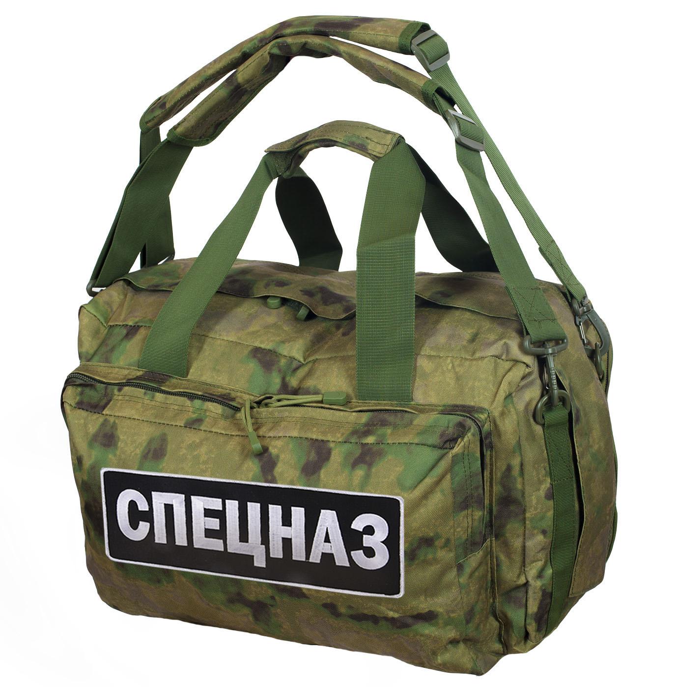 Тактическая сумка рюкзак – экземпляр Спецназа.