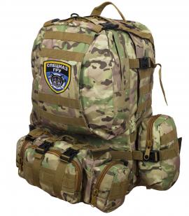 Мультифункциональный спецназовский рюкзак ГРУ от ТМ US Assault