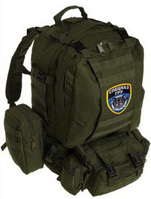 Тактический военный рюкзак ГРУ US Assault