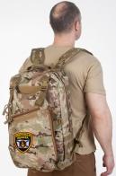 Боевой товарищ морпеха – рейдовый рюкзак-камуфляж Multicam.