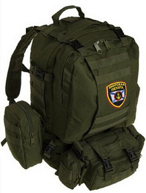 Тактический рюкзак НАШЕГО морского пехотинца
