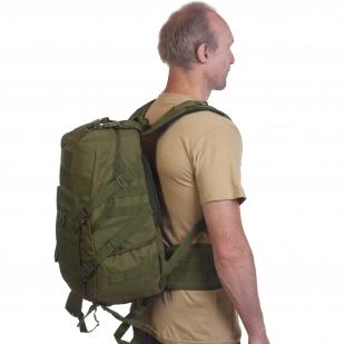 Купить рюкзак под снаряжение хаки-оливковый