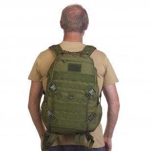 Рюкзак под снаряжение хаки-оливковый - в розницу и оптом