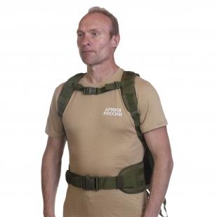 Рюкзак под снаряжение хаки-оливковый с доставкой