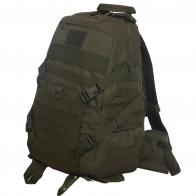 Рюкзак под снаряжение хаки-оливковый