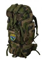 Тактический рюкзак разведчиков объемом 65 литров.