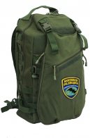 Компактный рюкзак-штурмовик Военной разведки