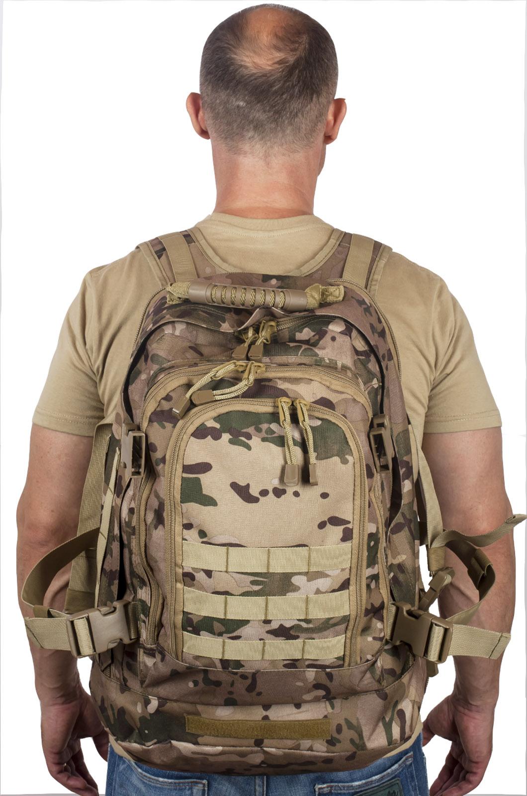 Купить рюкзак снайпера 3-Day Expandable Backpack 08002A Multicam
