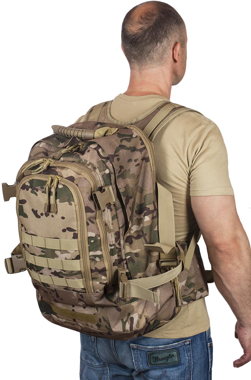 Рюкзак снайпера 3-Day Expandable Backpack 08002A Multicam высокого качества