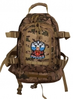 "Рюкзак снайпера 3-Day Expandable Backpack 08002A Multicam с эмблемой ""Россия"""