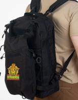 Рюкзак тактический темный Погранвойска