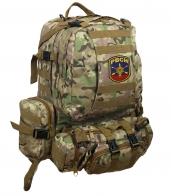 Рюкзак US Assault Pack Multicam с эмблемой РВСН - заказать онлайн