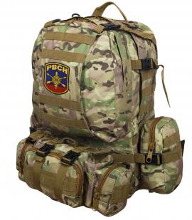 Рюкзак US Assault Pack Multicam с эмблемой РВСН - заказать с доставкой