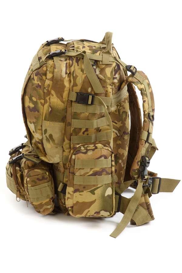 Рюкзак US Assault Pack Multicam с эмблемой РВСН - купить оптом