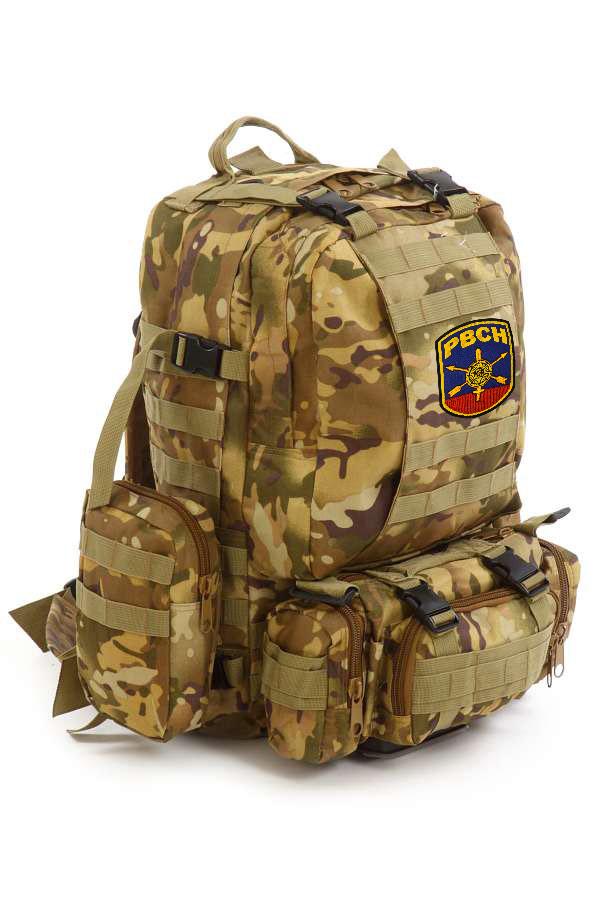 Рюкзак US Assault Pack Multicam с эмблемой РВСН - купить с доставкой