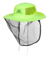Салатовая антимоскитная шляпа DuPont