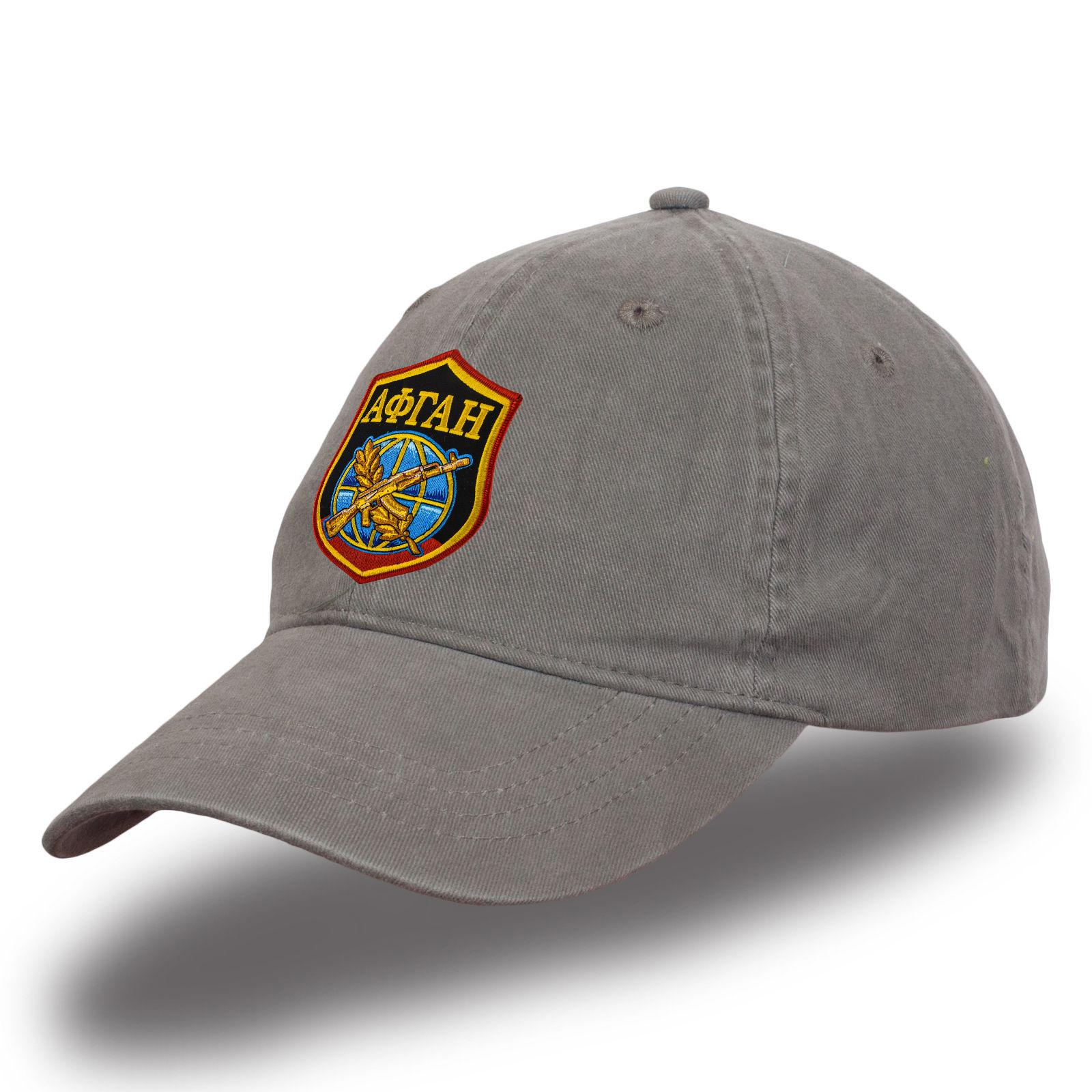 Самая популярная кепка Афганца