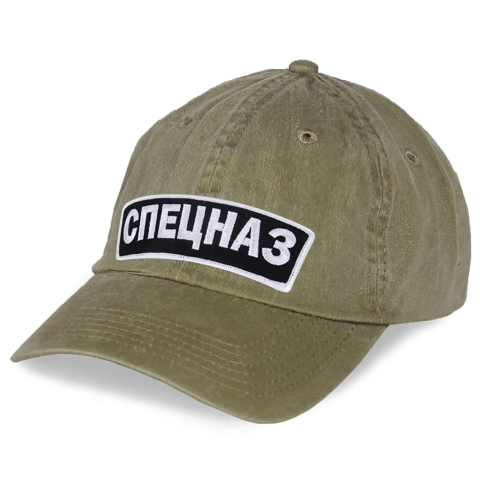 Самая популярная кепка Спецназ с вышивкой