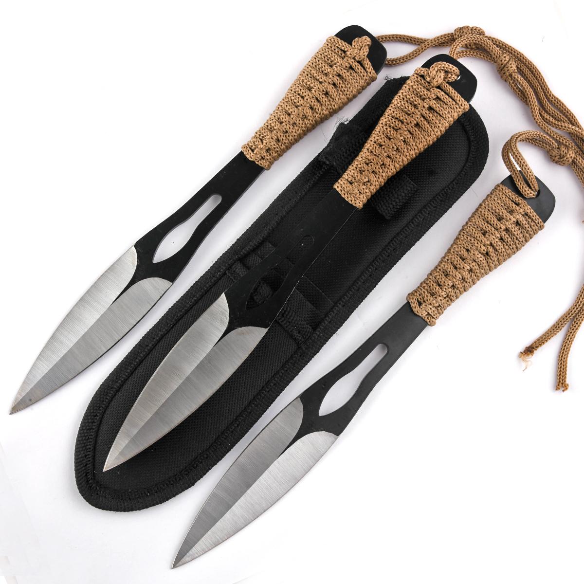 Сбалансированные ножи для спортивного метания