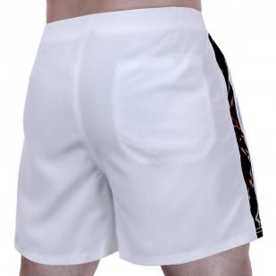 Щегольские белые шорты из Канады от MACE по низкой цене