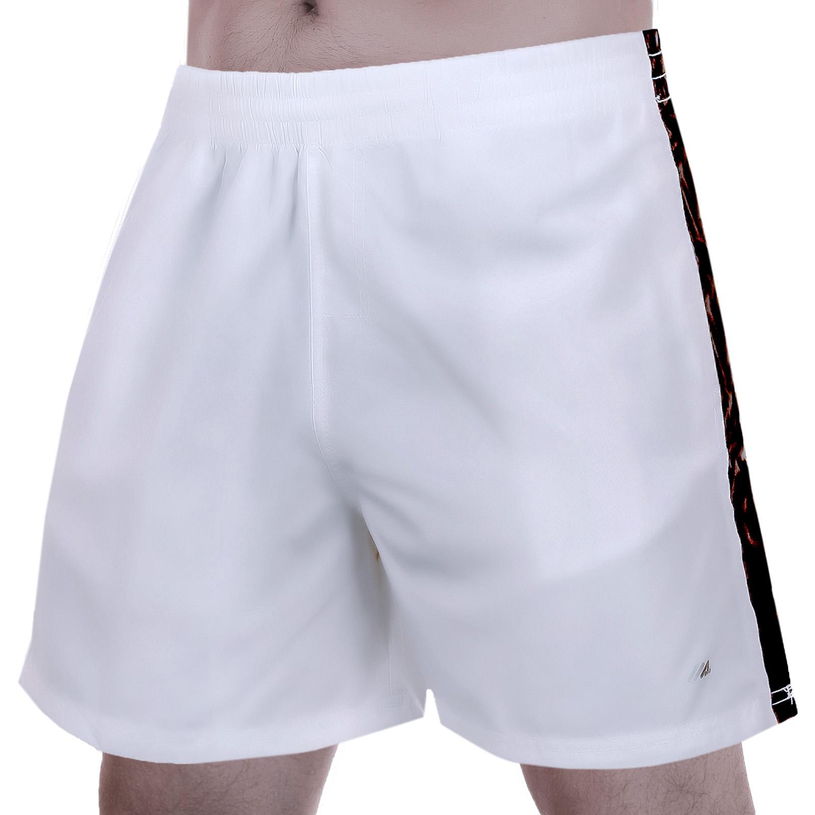 Щегольские белые шорты из Канады от MACE, оторвись на всю катушку!