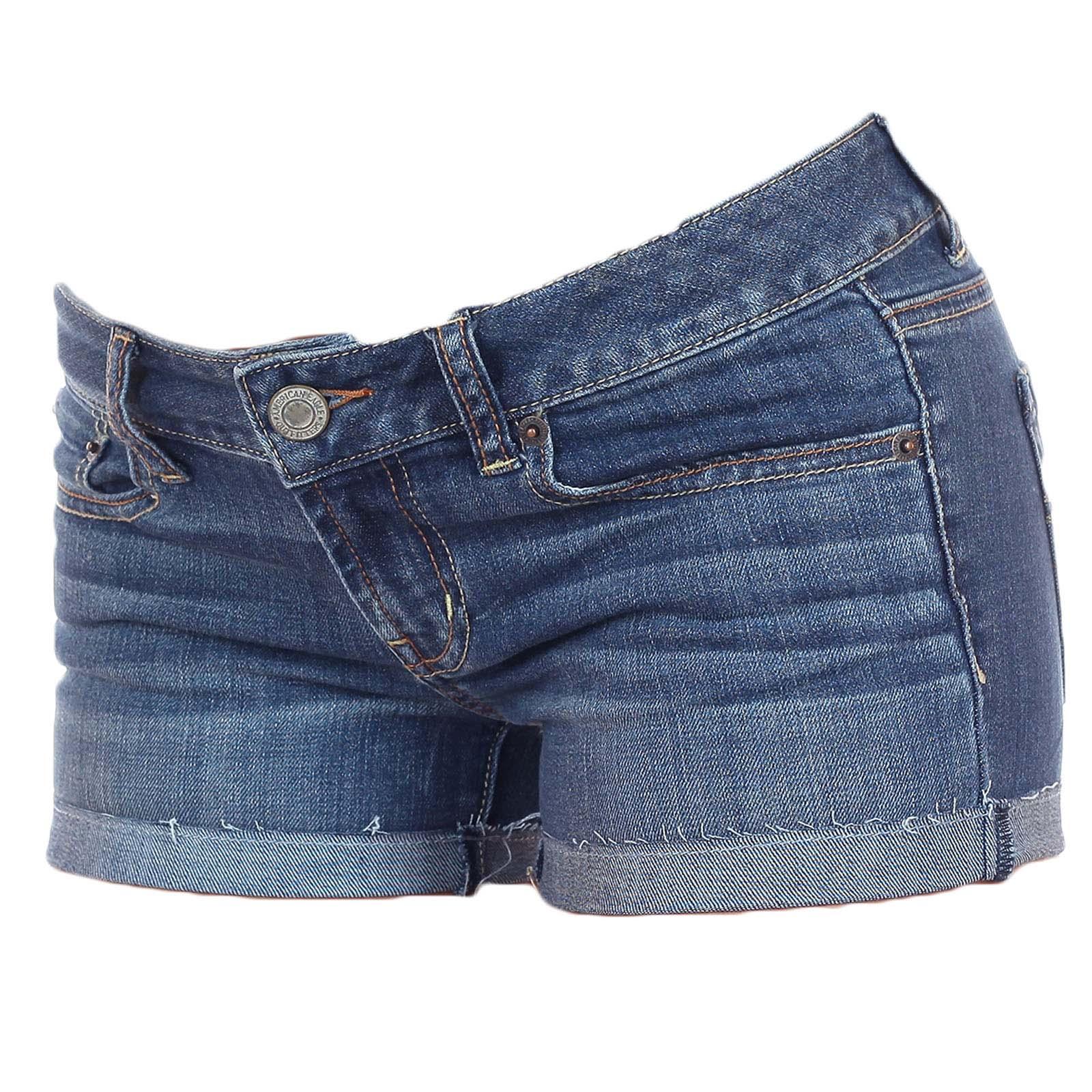 Купить секси-шортики от American Eagle®, жемчужина гардероба дерзкой богини стиля. Зажигают этим летом пышнотелые красотки!