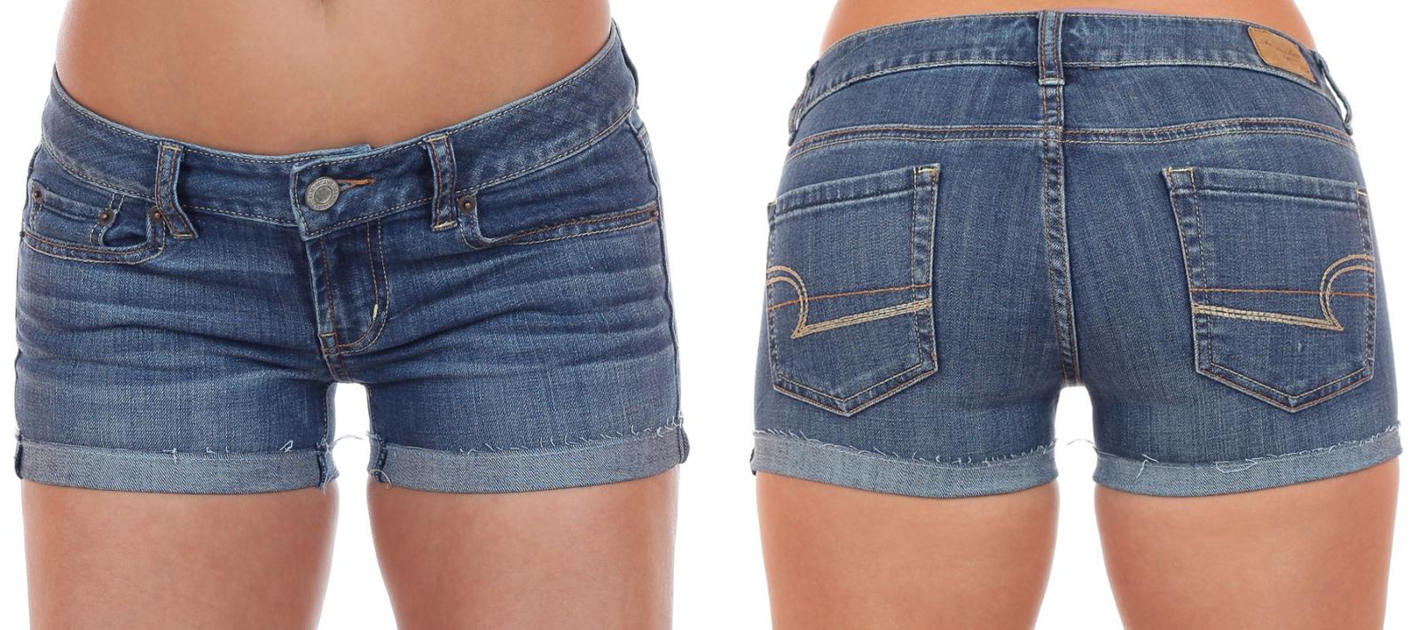 Секси-шортики от American Eagle®, жемчужина гардероба дерзкой богини стиля. Зажигают этим летом пышнотелые красотки! по лучшей цене